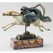 jim shore halloween jim shore u0027grim reaper on horse u0027 figurine free shipping today