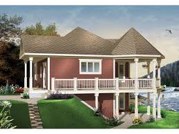fairspring waterfront home plan 032d 0685 house plans and more