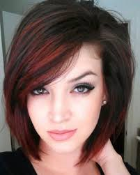 a frame hairstyles with bangs pictures on cute hairstyles for a line cuts cute hairstyles for