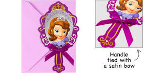 Sofia The First Table And Chairs Sofia The First Party Supplies Sofia The First Birthday Ideas