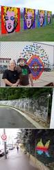 incredible chain link fence art looks like needlepoint lace