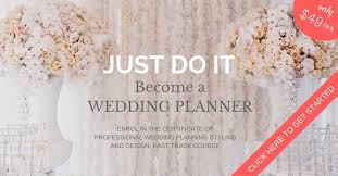 how to become wedding planner how do i become a wedding planner