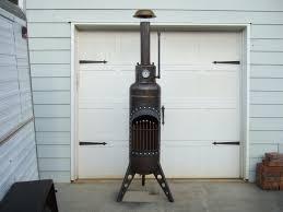 Outdoor Metal Fireplaces - outdoor fireplace project photos metal artist forum