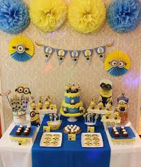 minion baby shower ideas 66 best minions images on minion party anniversary