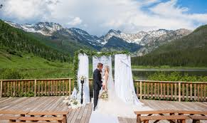vail wedding venues piney river ranch vail wedding special events