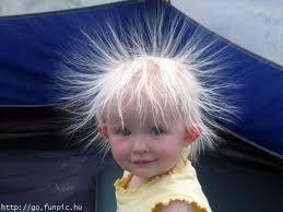 baby hair static baby hair