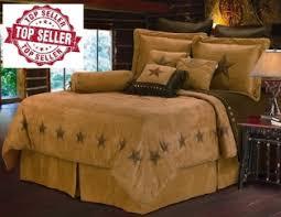 Western Bedding Set Luxury Western Bedding Set Southern Creek Rustic Furnishings