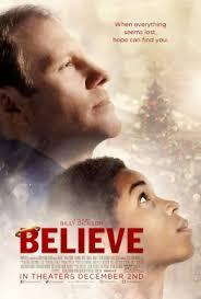 christmas film u0027believe u0027 brings families of all races together