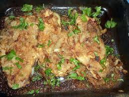 la cuisine lyonnaise recette de cote de porc a la lyonnaise