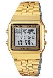 wanita jam tangan digital jam tangan casio a 500wga 9a