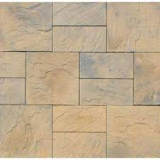 Patio Stones Canada Pavers Hardscapes The Home Depot