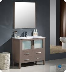 36 Inch Modern Bathroom Vanity Torino 36