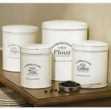 style kitchen canisters canister sets what s the trend in kitchen canister sets