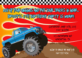 truck birthday party truck birthday party invitations truck kids