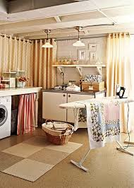 unfinished basement laundry room ideas february 2018 toolversed