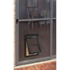 Dog Door For Patio Sliding Door Hartman 300 X 180mm Medium Pet Door For Patio And Sliding Doors I