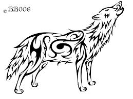 howling wolf by blackbutterfly006 on deviantart