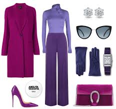 colour of 2017 how to wear the pantone u0027s colour of the year 2018 fashion style mag