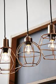 20 examples of copper pendant lighting for your home hanging