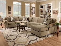 deep seated sectional sofa bauhaus kivett granite 4 pc sectional media room pinterest