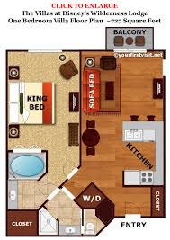 disney boardwalk villas floor plan valine