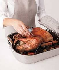 how to roast thanksgiving turkey real simple