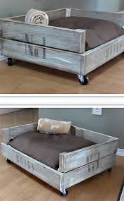 Shabby Chic Dog Beds by 29 Epic Diy Dog Bed Ideas For Your Furry Friend Homesthetics