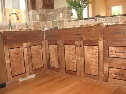 custom kitchen cabinets seattle crafted figured walnut cabinets seattle washington
