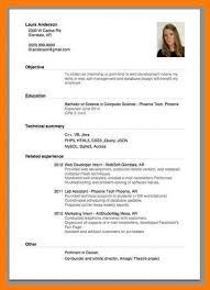 6 samples of resume for job application ats resuming modern resume