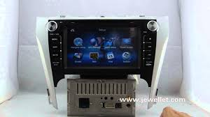 gps toyota camry toyota camry dvd gps navigation for 2012 2014 year