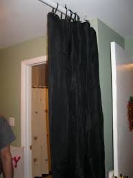 Hanging Curtains From Ceiling To Floor by Tall Room Dividers And Contemporary Ceiling To Floor Hanging Also