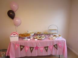 pink and brown baby shower and marathons pink brown baby shower