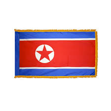 Colonial Flag Dixie Flag Texas Indoor And Parade Colonial Nyl Glo North Korea