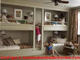 Best Triplet Bunk Bed Designs Images On Pinterest Triple Bunk - Nice bunk beds