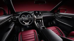 lexus nx interior noise the lexus nx unveiled drive news