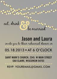 Wedpics Invite Cards Rehearsal Dinner Invitations Wording Invitations Card Template