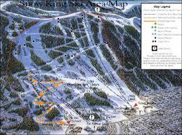 Jackson Hole Wyoming Map Snow King Resort