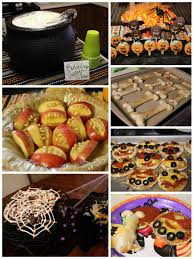 food ideas for halloween parties halloween party playdate featuring kmart halloween u0026 party bluprints