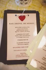 brunch wedding menu budget brunch wedding in and jennie