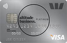 Visa Business Card Altitude Business Platinum Business Credit Cards Westpac