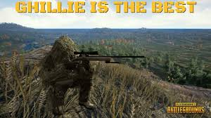 pubg ghillie suit the ghillie suit is amazing pubg player unknown s battlegrounds