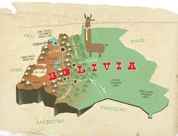 bolivia on world map all things beautiful world geography and culture the americas