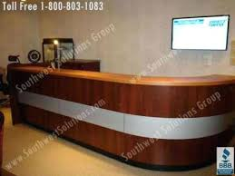 Office Counter Desk Office Counter Desk Information Furniture Front Reception