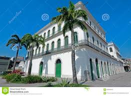 Old Mansions Pele Museum Installed In The Old Mansion Of Valongo In Santos
