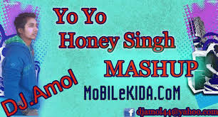 Seeking Honey Song Yo Yo Honey Singh Mashup Single Mix Track Dj Songs