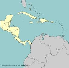 america and america map quiz test your geography knowledge central america and the caribbean