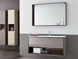 Wall Mounted Bathroom Mirrors Wall Mounted Bathroom Mirror With Shelf Bathroom Mirrors Ideas