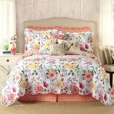 amabelle floral quilt bedding