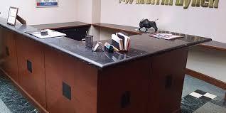 Granite Reception Desk Granite Reception Desk K2 Stoneworks