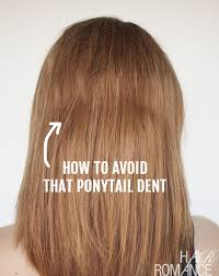 layer hair with ponytail at crown 27 tips and tricks to get the perfect ponytail
